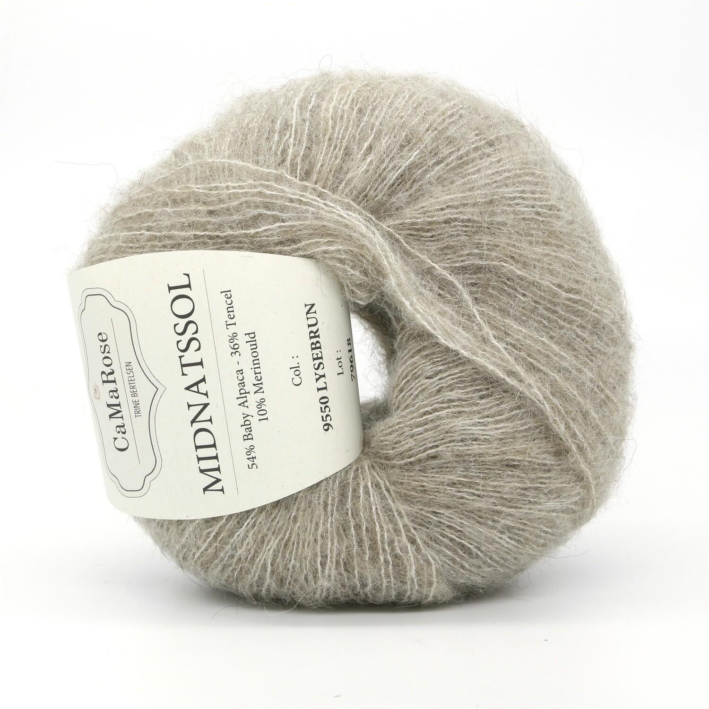 midnatssol светло-коричневый 9550