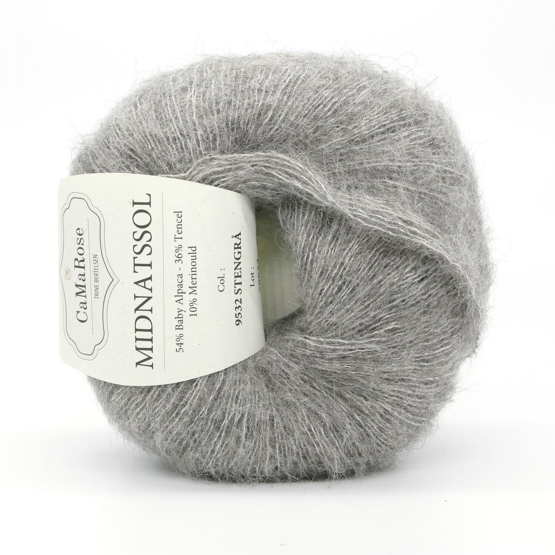 midnatssol каменный серый 9532