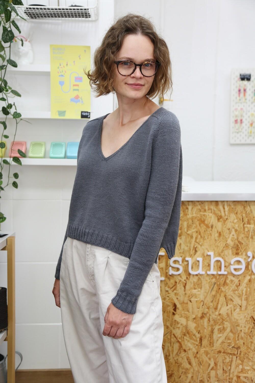 пуловер Погон PDF