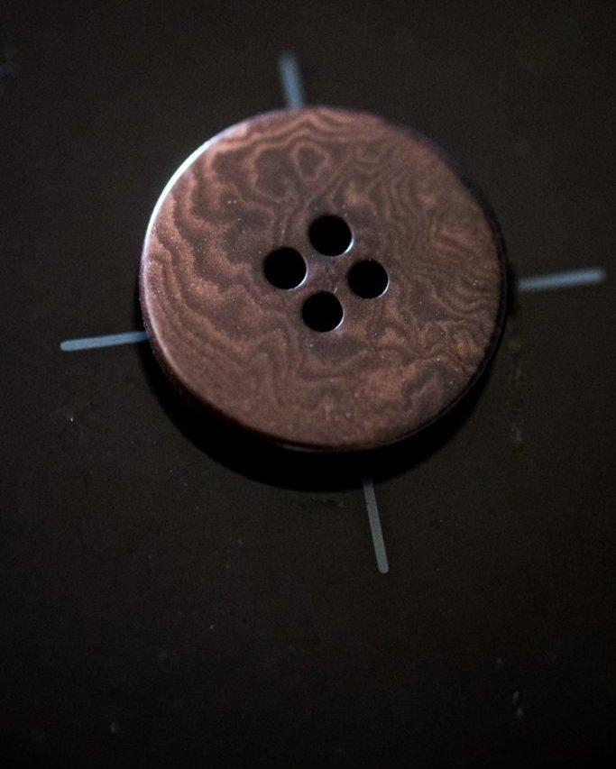 пуговицы corozo 20 мм коричневые