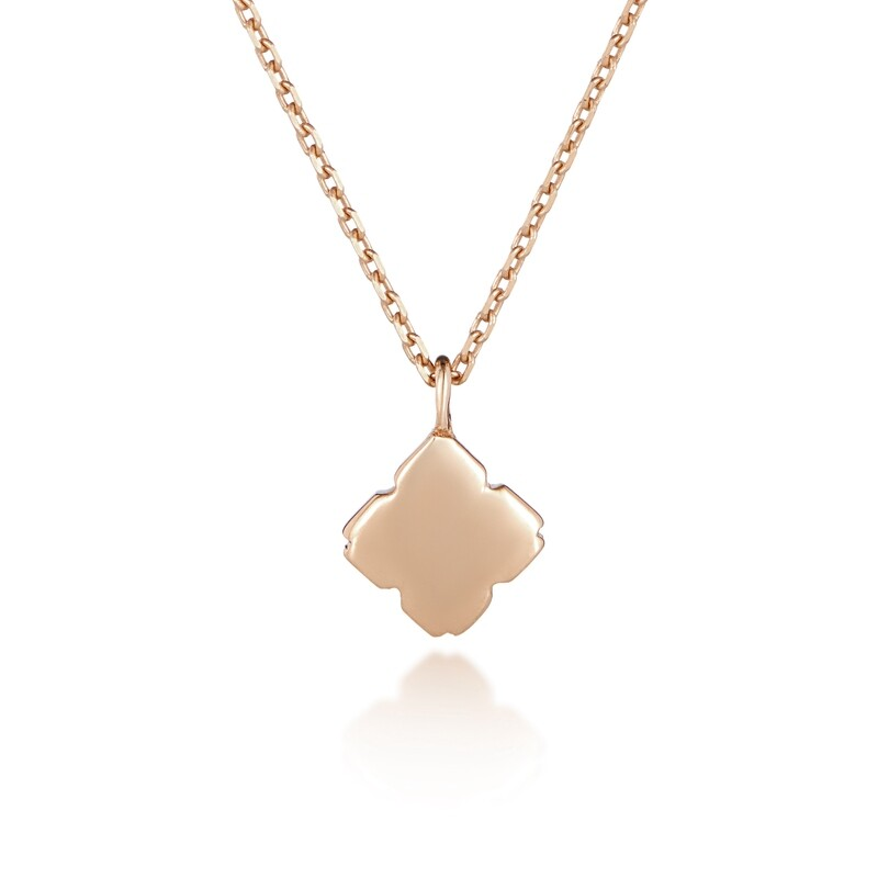 Ame Gold Pendant