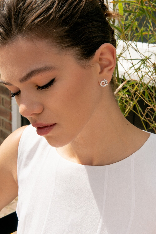 Marina Diamonds Earrings