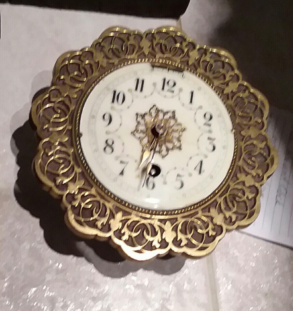 Rare Harvard Clock
