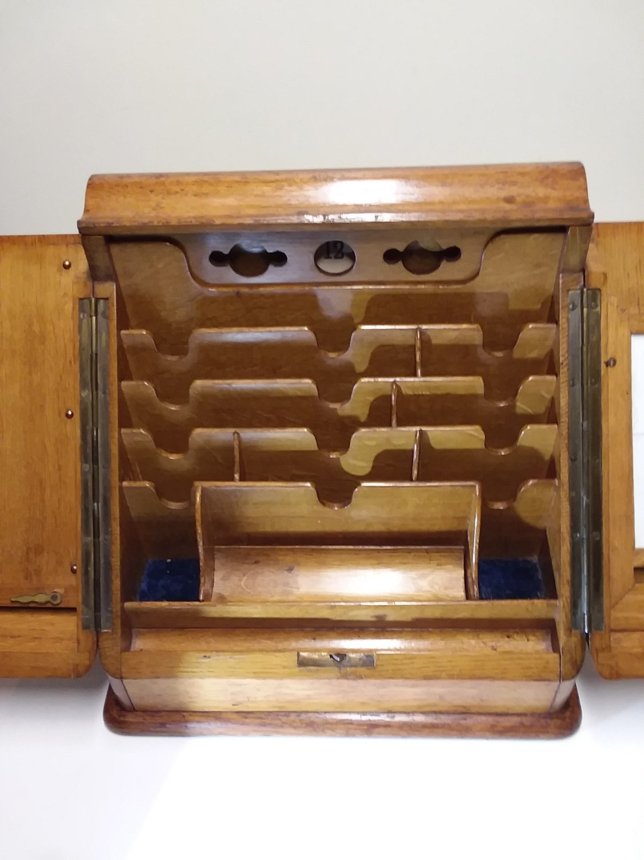 English writing box