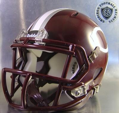 Beaumont Central Jaguars HS 2013 (TX) - mini-helmet