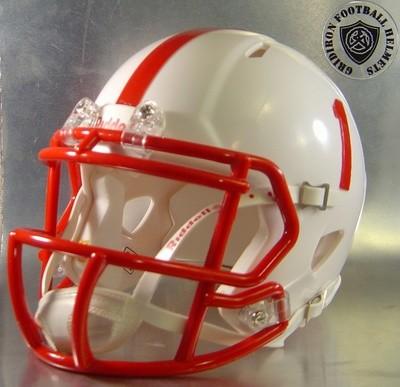 Bellaire Cardinals HS 2014-2015 HS (TX) - mini-helmet