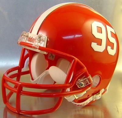 Bridge City Cardinals HS 1992-1994 (TX) - mini-helmet