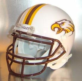 Brownsville Hanna Eagles HS 2012 (TX) - mini-helmet