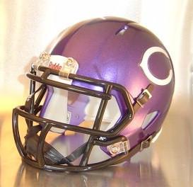 Canyon Eagles HS 2012 (TX0 - mini-helmet