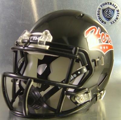 Cedar Hill Horns HS 2015 (TX)  - mini-helmet