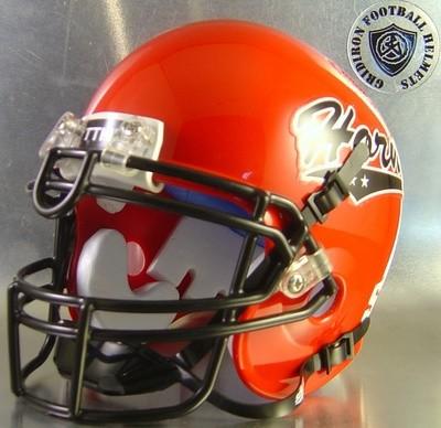 Cedar Hill Long Horns HS 2004-2015 (TX) - mini-helmet