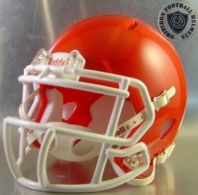 Colmesneil Bulldogs HS 2007 (TX) - mini-helmet