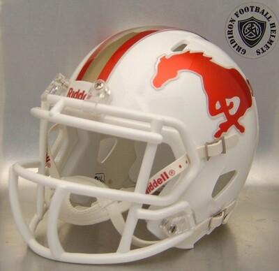 Coronado Mustangs HS 2017 (TX)  - mini-helmet