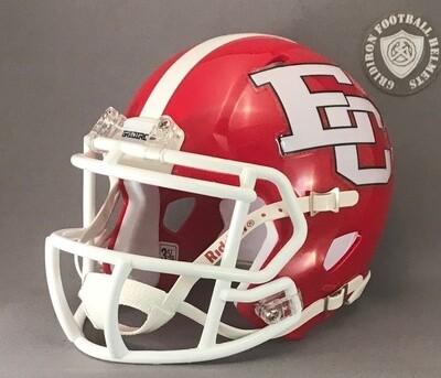 El Campo Ricebirds HS 2000-2017 (TX) - mini-helmet