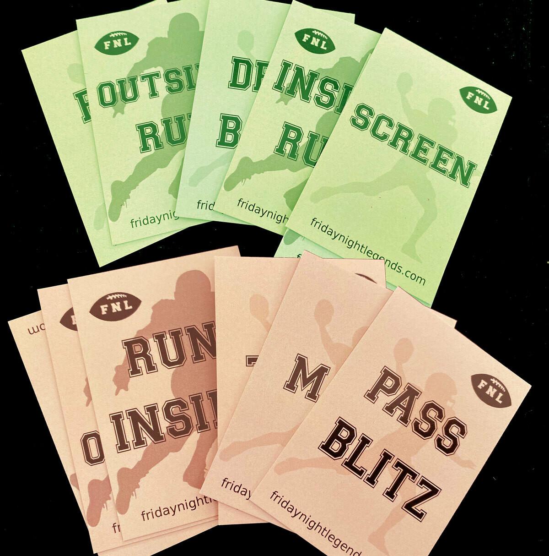 OFF & DEF card set - FNL