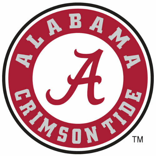 1961 Alabama - SL team sheet