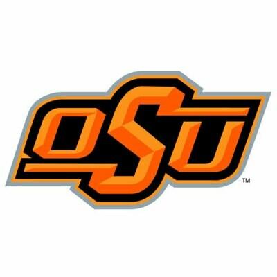 1988 Oklahoma State - SL team sheet