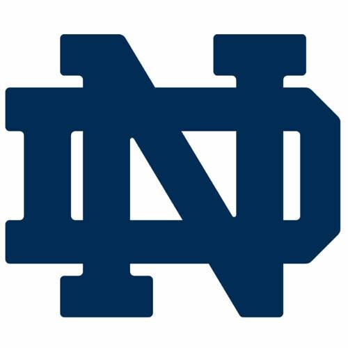1988 Notre Dame - SL team sheet