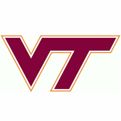 1999 Virginia Tech - SL team sheet