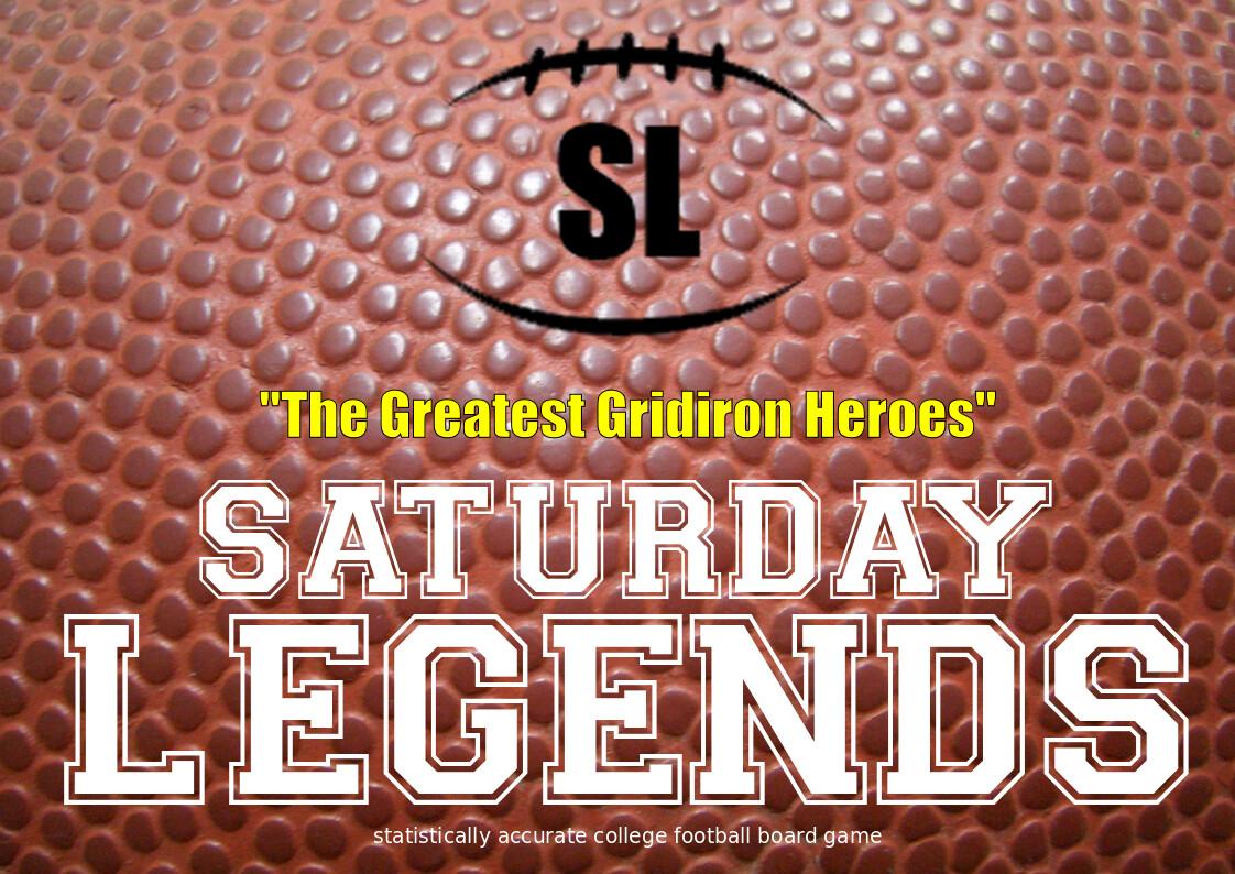 Saturday Legends Board Game - Base Set