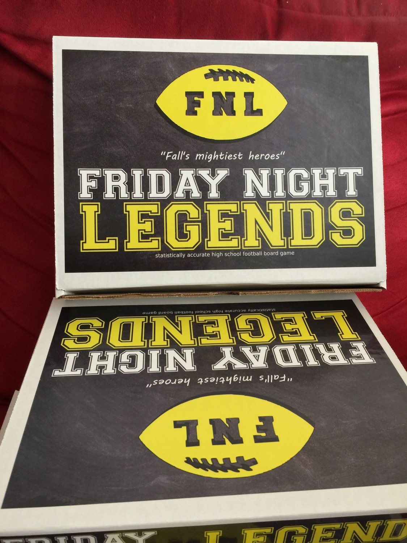 Friday Night Legends Board Game - Base Set