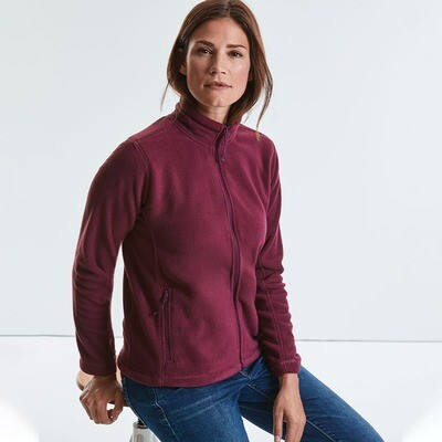 8700F Russell Women's full-zip outdoor fleece