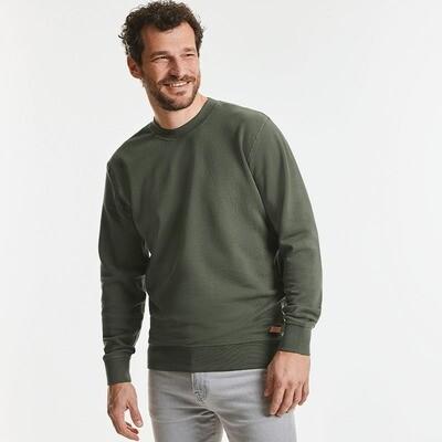 J208M Russell Pure organic reversible sweatshirt