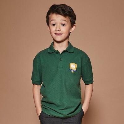 J539B Russell Kids polo shirt