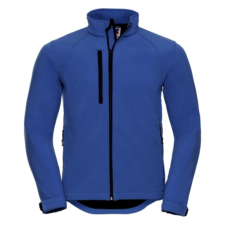 J140M Russell softshell jacket