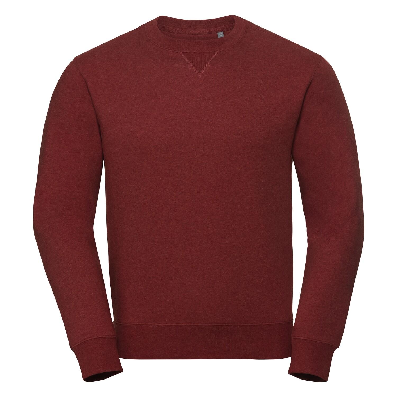 J260M Russell Authentic melange sweatshirt