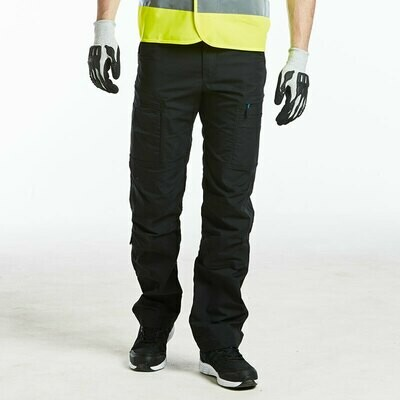 T801 Portwest Slim Fit cargo trousers