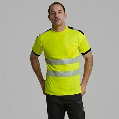 T181 Portwest Hi-Vis t-shirt