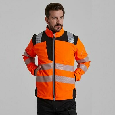 T402 Portwest Hi-Vis softshell jacket