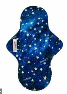 Pantiprotector de tela - Estrellas