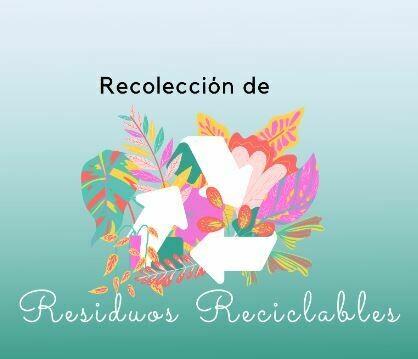 Servicio de Recolección de Reciclado individual