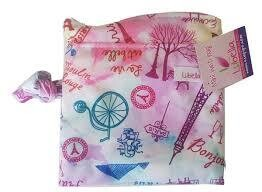 Bolsa para toallas femeninas - París
