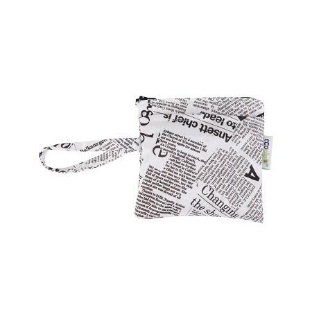 Bolsa para toallas femeninas - Periódico