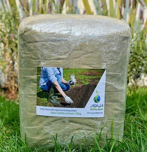 Agua Sólida de Potasio - 25 kg