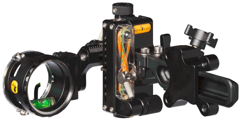 2018 Trophy Ridge React One Pro Dovetail .010 / .019 ( Black ) 00004