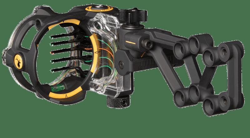 2018 Trophy Ridge React H5 Pin ( Black) 00012