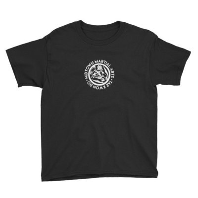 Basic Logo Youth Short Sleeve Tee