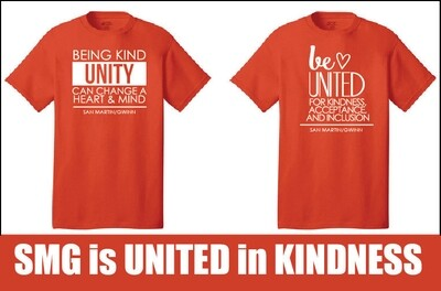 SMG Unity Day T-Shirts