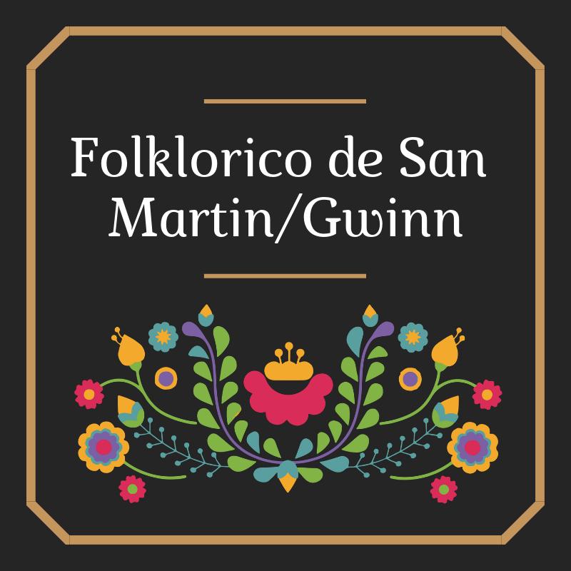 SMG Folklorico Registration - Spring 2021