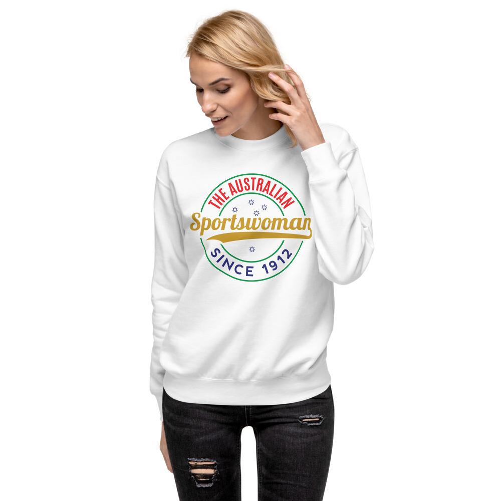 The ASW Fleece Sweater