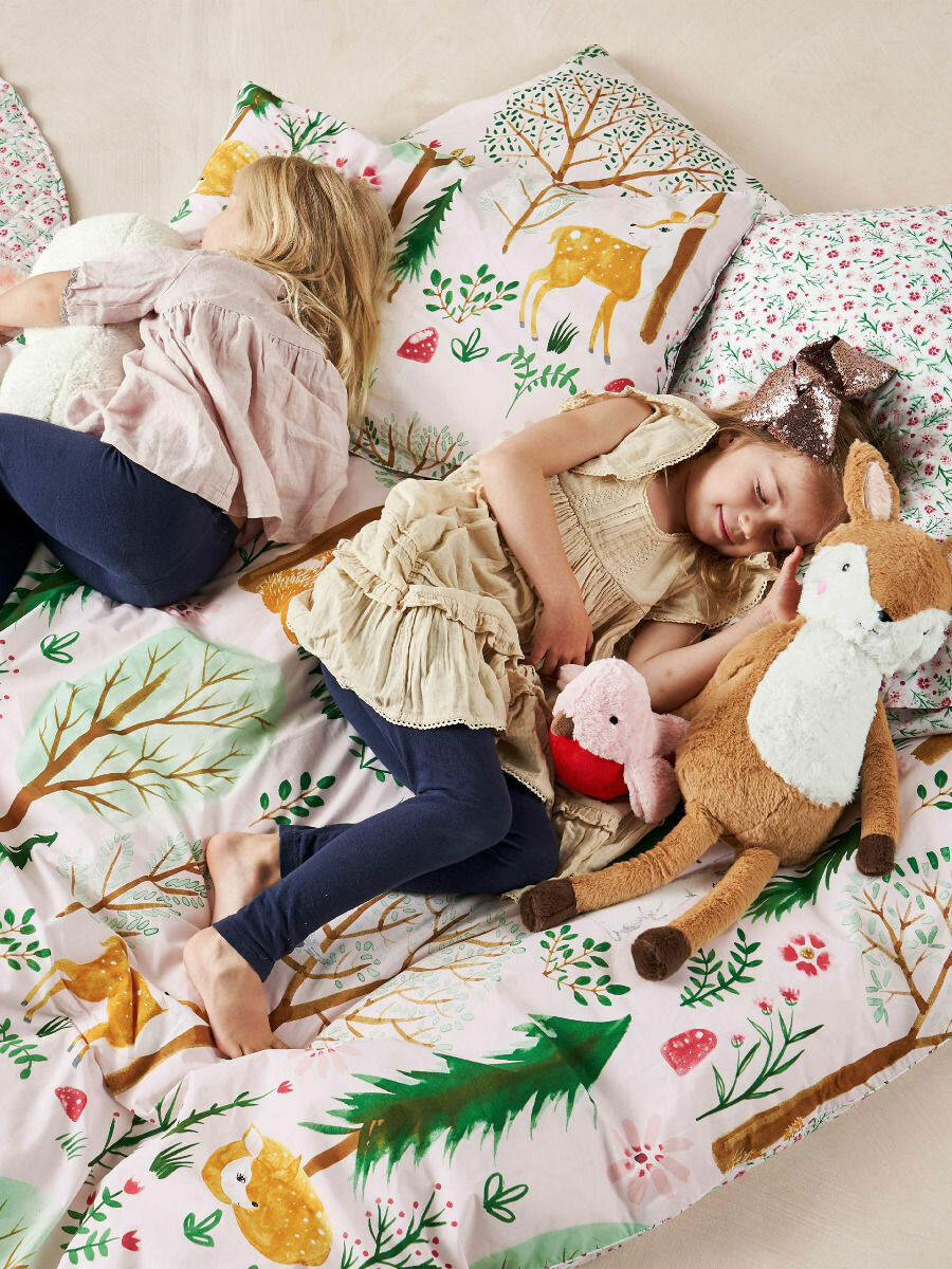 Hiccups Deirdre Deer Cushion