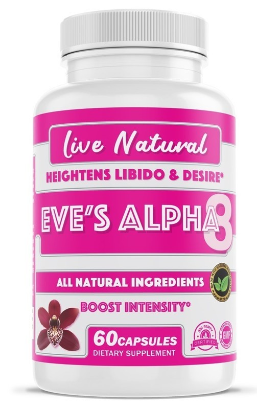 Eve's Alpha8-works in less than 1 hour.  Learn about our loyalty program.