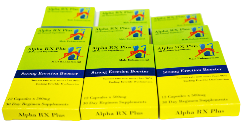 Alpha RX Plus-9 boxes-Save additional 8% = $27.01)+ free shipping