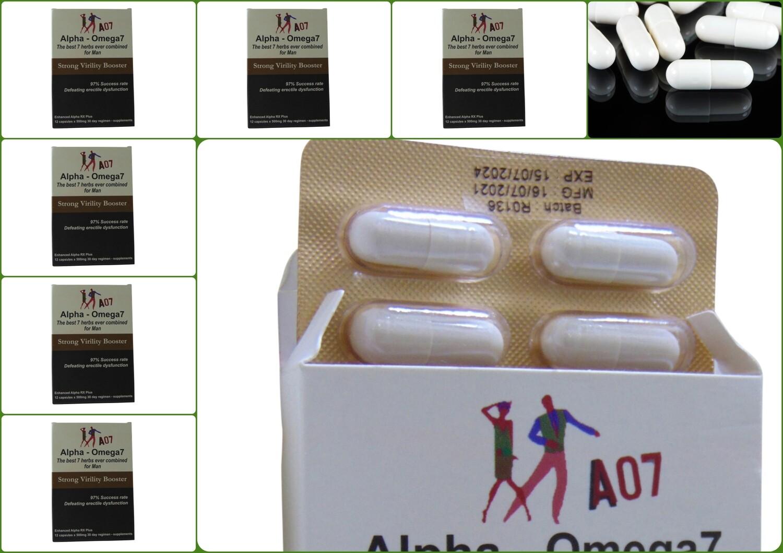 Alpha-Omega 7- (6) boxes-save 5% =($11.97) + free shipping/ 6 month supply, big savings per box and no shipping cost.