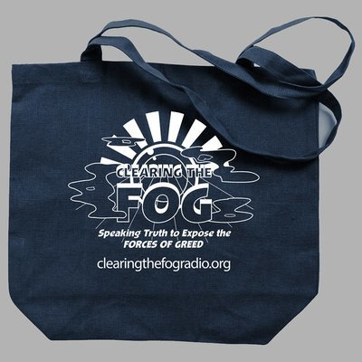Clearing The Fog Tote Bag