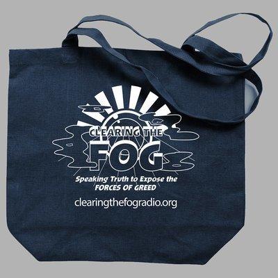 Clearing The Fog Tote Bag